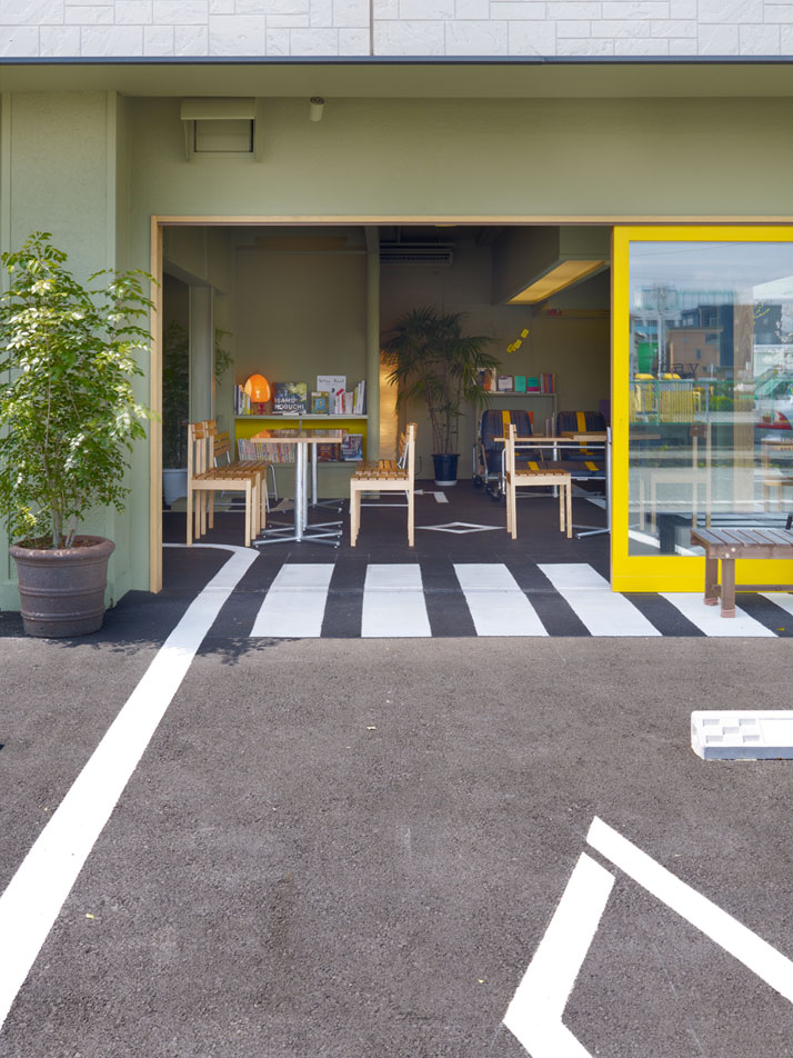 suppose design office. Japanese Architectural Office Suppose Design Imbued The Café/day Coffee Shop In Shizuoka