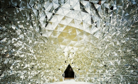 The-Crystal-Dome-at-Swarovski-Kristallwelten_Austria