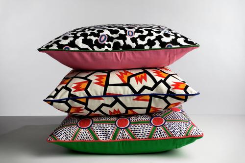 Hay Cushions