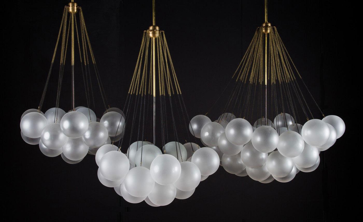 Apparatus studio lighting sofiliumm new york based studio apparatus create intruiging hand made lighting installations and chandeliers to die for aloadofball Choice Image